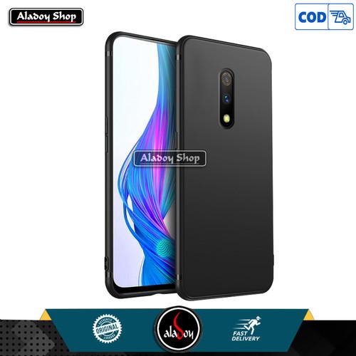 Foto Produk Aladoy Case Oppo K3 Ultra Slim Black Matte Premium Softcase Oppo K3 dari Aladoy Shop Acc