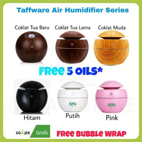 Foto Produk Air Humidifier Taffware Aromatherapy Air Humidifier - CTL No Oil dari ZigZag-Store