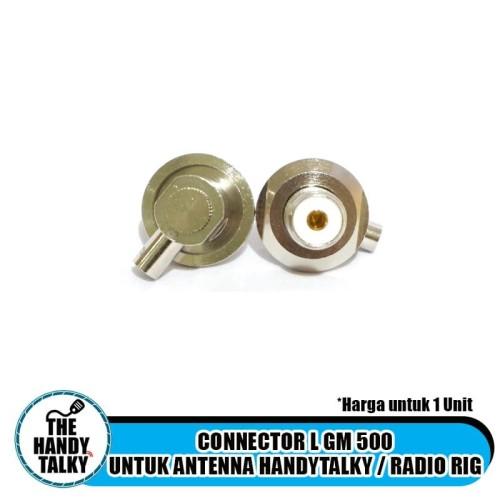 Foto Produk CONNECTOR L GM 500 UNTUK ANTENNA HANDYTALKY / RADIO RIG dari The Handy Talky