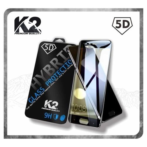 Foto Produk [TEMPERED GLASS 5D] K2 PREMIUM QUALITY SAMSUNG/OPPO/XIAOMI/VIVO/IPHONE dari K2 Official Store