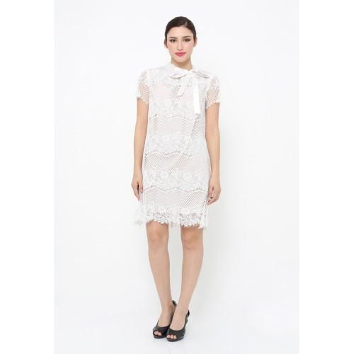 Foto Produk Dress Lace Pita - S dari Voerin Official
