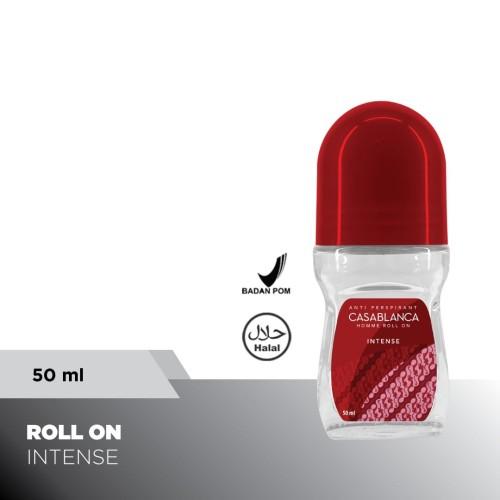 Foto Produk Casablanca Deodorant Roll On Red For Men (50ml) dari Priskila Official Store
