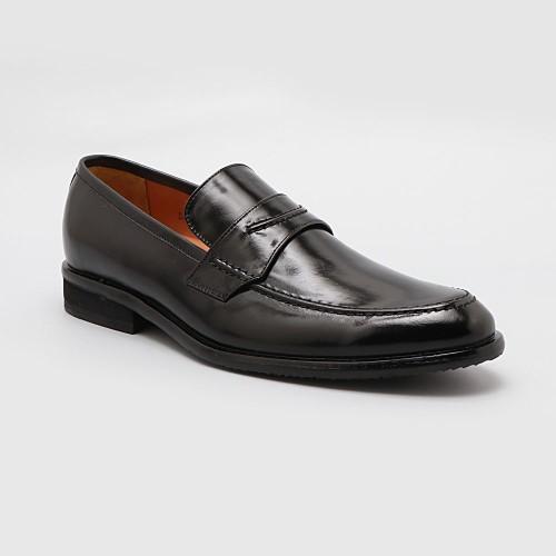 Foto Produk Buccheri Kahn Loafers Pria Black - 40, Hitam dari Buccheri Official Store
