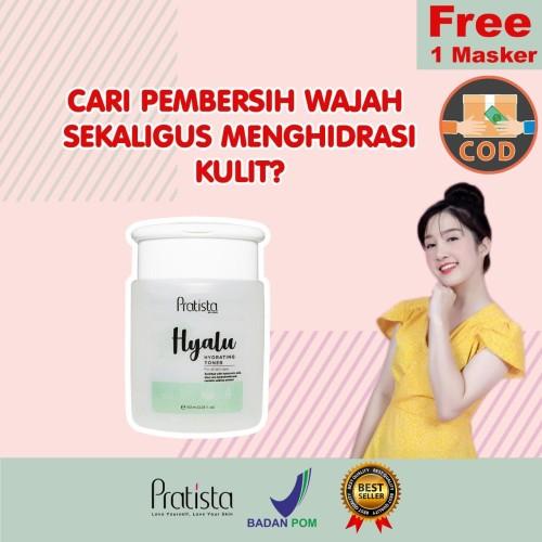 Foto Produk Hyalu Hydrating Toner dari halimah kosmetiku
