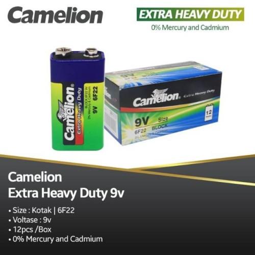Foto Produk Camelion Extra Heavy Duty 9V BP1 dari manekistore