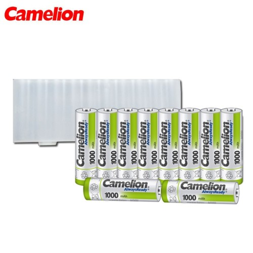 Foto Produk Camelion A2 1000 mAh BP10 + Case dari manekistore
