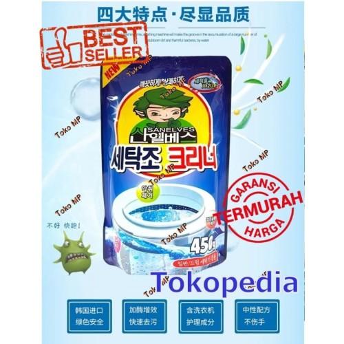 Foto Produk Quality Import Washing Machine Cleaner Pembersih Mesin Cuci dari Toko Multiplechoice