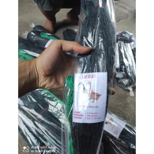 Foto Produk jaring pagar ayam atau bebek dan tanaman dll. lebar 1.5 meter pj 10 m dari Samudra Abadi Jakarta