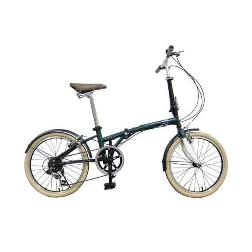 Foto Produk Sepeda Lipat london taxi 20inch GoSend dari Redbabyshop