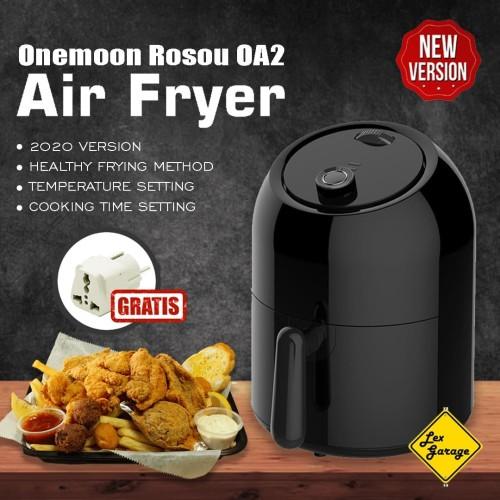 Foto Produk Air Fryer Xiaomi Onemoon OA1 Mesin Menggoreng Tanpa Minyak dari Lex Garage