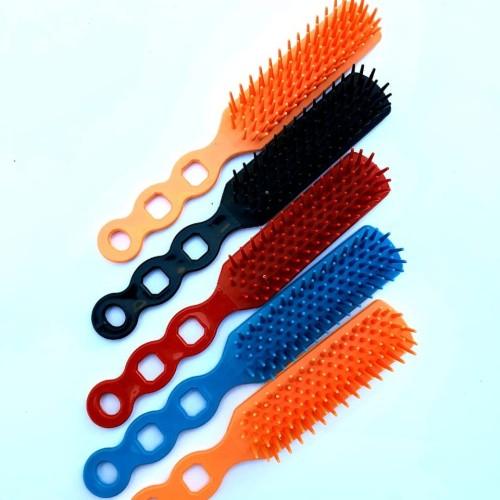 Foto Produk Sisir sikat rambut / Sisir murah ( tidak bisa di lipat ) dari Ahokyahop