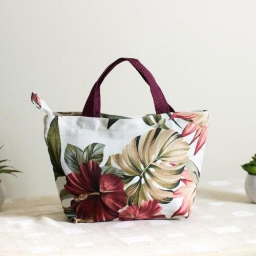 Foto Produk HAND BAG TAS JINJING BUNGA SEPATU BAHAN KANVAS dari DJOGJABOOK
