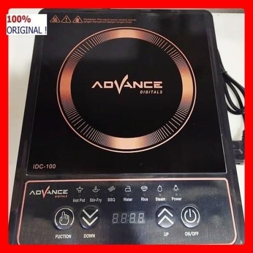 Foto Produk Kompor Listrik Kompor Induksi IDC 100 Advance dari mbakul dapur