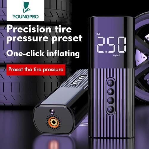 Foto Produk YOUNGPRO YPA-01 Electric Air Pump Compressor Digital - Pompa Angin dari YOUNGPRO INDONESIA