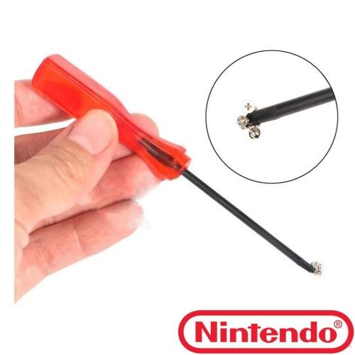 Foto Produk Obeng Nintendo Switch Obeng Y Triwing Trigram dari Butikgames