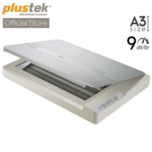 Foto Produk Scanner Plustek OpticSlim 1180 - 9 Detik/lembar (A3) dari Scanner Plustek