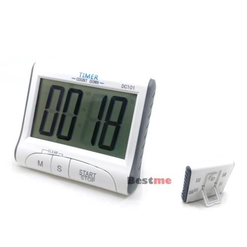 Foto Produk Timer Masak Dapur LCD Digital Count Down dari BestMe