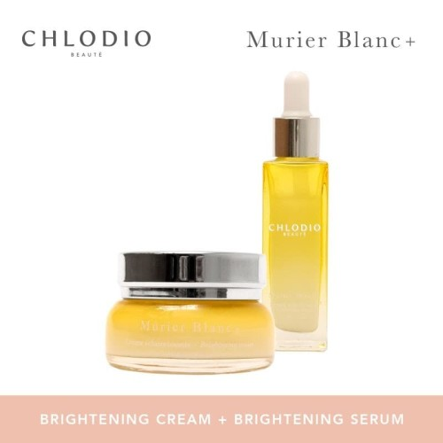 Foto Produk CHLODIO Beaute Brightening Skincare Routine Pack B Serum-Cream dari Chlodio Beaute Official