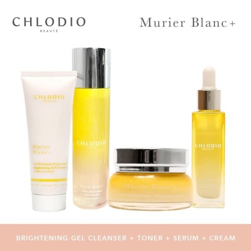 Foto Produk CHLODIO Beaute Brightening Complete Skin Care Pack Murier Blanc+ dari Chlodio Beaute Official
