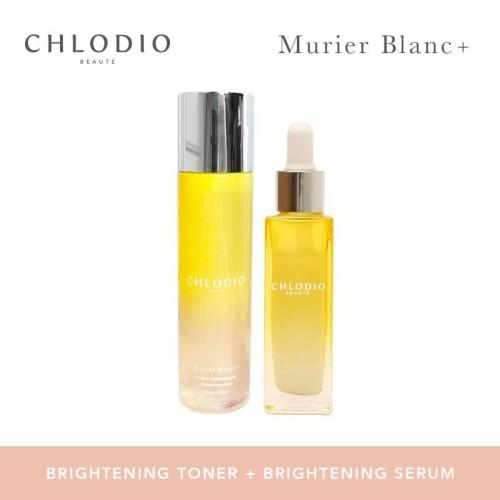 Foto Produk CHLODIO Murier Blanc+ Brightening Pack Toner-Serum dari Chlodio Beaute Official