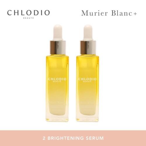 Foto Produk [2 pcs] CHLODIO Murier Blanc+ Brightening Serum Bundle dari Chlodio Beaute Official