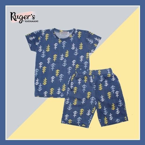 Foto Produk Rugers By Kayamani - Setelan anak - arrow panah - kids Setelan pendek - 2-3 tahun dari rugers_bykayamani