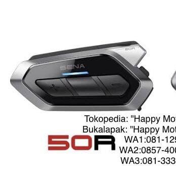 Foto Produk Bluotooth Sena 50R & Sena 50Soriginal by sena grab it fast our pr dari Happy MotorsportKadipiro