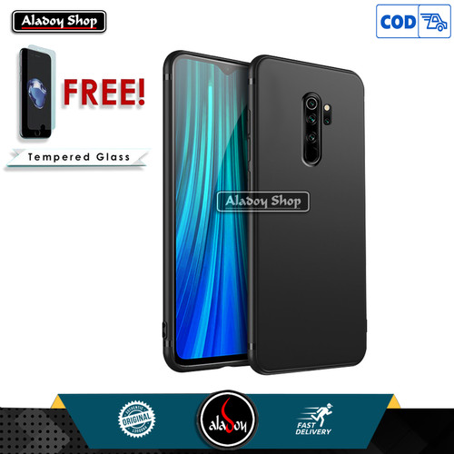 Foto Produk Aladoy Case Xiaomi Redmi Note 8 Pro Ultra Slim Premium Softcase Casing dari Aladoy Shop Acc