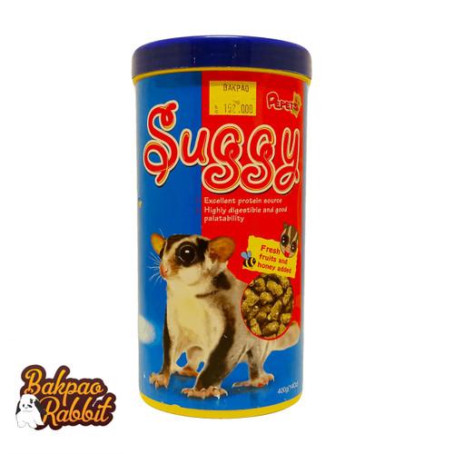 Foto Produk Pepets Suggy Sugar Glider Food 400g dari Bakpao Rabbit