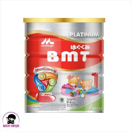 Foto Produk BMT Platinum Susu Formula Moricare Morinaga Tin 800 g / 800g dari BAYININJA