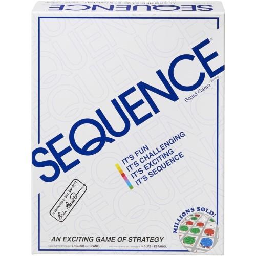 Foto Produk Sequence ( Original ) Board Game + Card Protector Bundle dari Toko Board Game