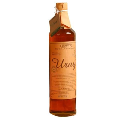 Foto Produk Madu Uray Besar 640 ml (Natural Raw Honey 875 g) dari Tunas Organic