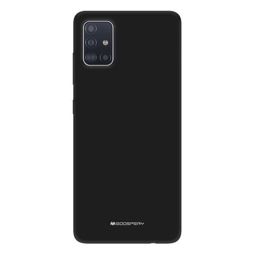Foto Produk Goospery Samsung Galaxy A31 A315 Soft Feeling Jelly Case - Black dari Goospery Indonesia