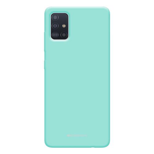 Foto Produk Goospery Samsung Galaxy A31 A315 Soft Feeling Jelly Case - Mint dari Goospery Indonesia