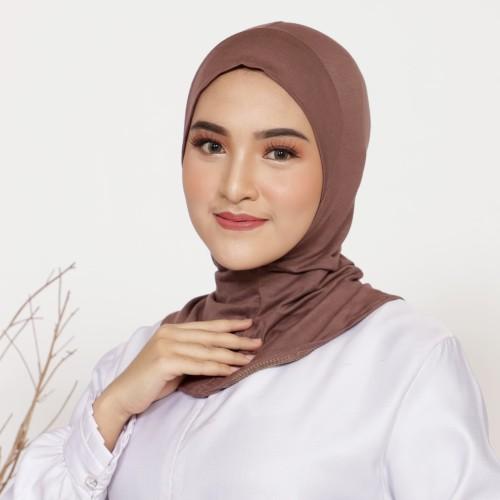 Foto Produk Mybamus Kieran Inner Hijab (Ciput Antem) Mocca M15565 dari Mybamus Official