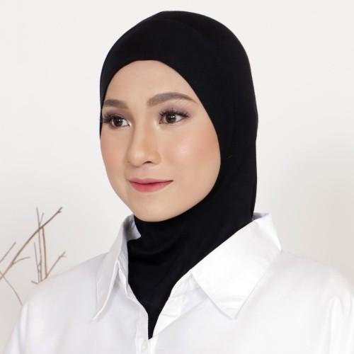 Foto Produk Mybamus Kieran Inner Hijab (Ciput Antem) Black M15562 dari Mybamus Official