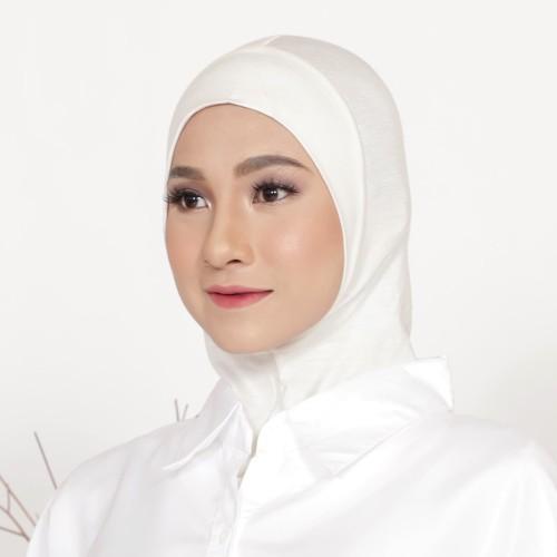 Foto Produk Mybamus Kieran Inner Hijab (Ciput Antem) White M15564 dari Mybamus Official