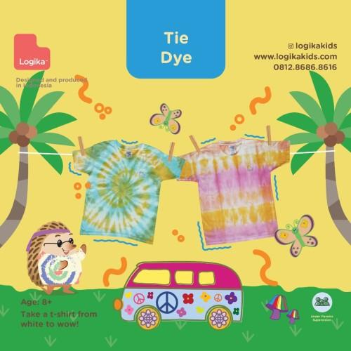 Foto Produk Mainan Edukasi Anak - Tie Dye - XL dari LogikaKids