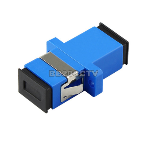 Foto Produk Fiber Optik Adapter Konektor SC Upc - SC Upc Adaptor FO dari bb20