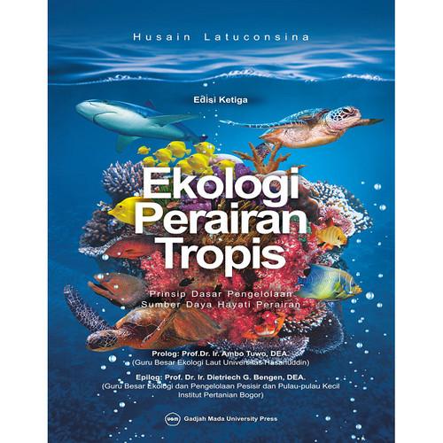 Foto Produk Ekologi Perairan Tropis dari UGM Press Online