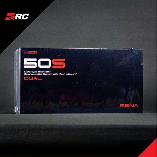 Foto Produk Sena 50S Dual Pack dari RC Motogarage