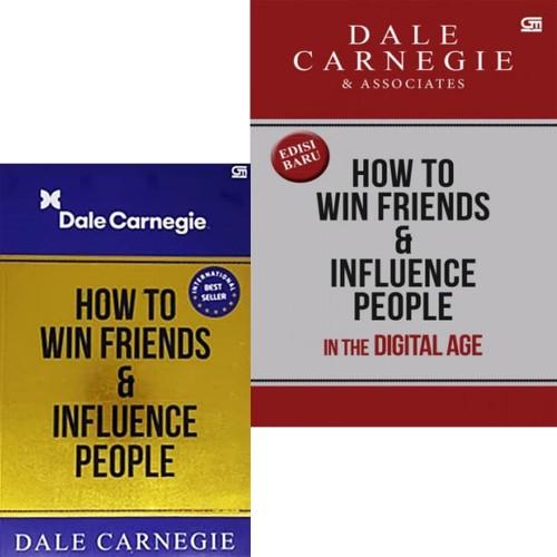 Foto Produk Paket Hemat Buku Dale Carnegie: How To Win Friends & Influence people dari Om Botak