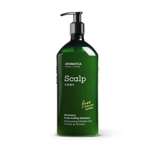 Foto Produk Rosemary Scalp Scaling Shampoo Aromatica 400 ml dari Aromatica Indonesia