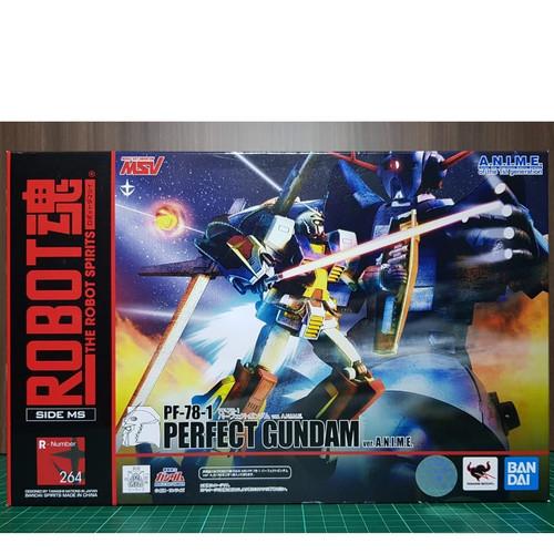 Foto Produk Robot Damashii Robot Spirits PF-78-1 Perfect Gundam Ver. A.N.I.M.E. dari HSN OL Shop