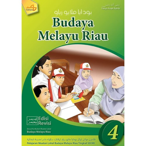 Jual Buku Bmr Gahara Budaya Melayu Riau Kelas 4 Kota Pekanbaru Toko Buku Swarna Tokopedia