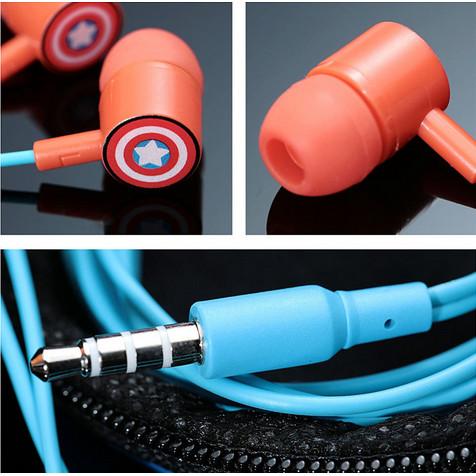Foto Produk Miniso Official Marvel Original Headset/Earphone - Hulk dari Hybas Store