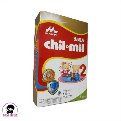 Foto Produk MORINAGA CHIL MIL Regular 6 to 12 Bulan Susu Box 400g 400 g dari BAYININJA
