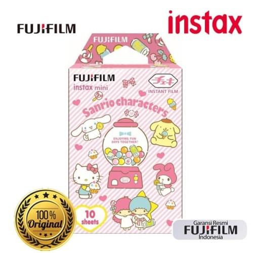 Foto Produk Fujifilm Instax Mini Film Photo Paper - Sanrio Characters dari Sinarmutiara Online