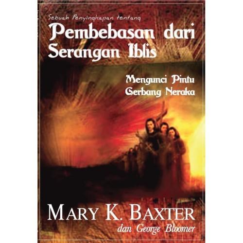 Foto Produk Sebuah Penyingkapan ttg pembebasan serangan iblis (Mary K. Baxter) dari Light Publishing