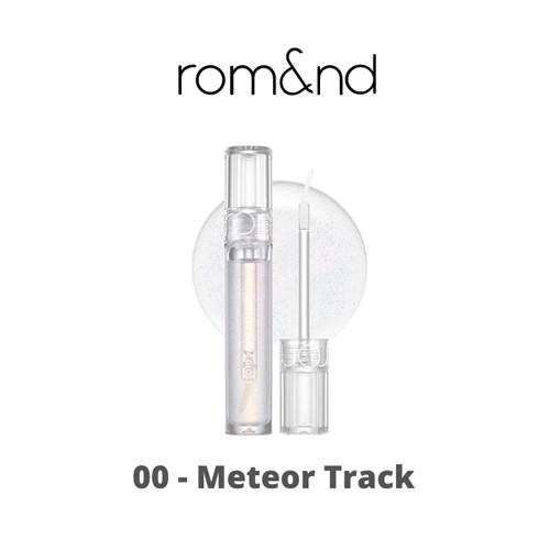 Foto Produk ROMAND Glasting Water Gloss (00 Meteor Track) dari Romand Official